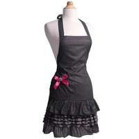 Amazon.com: Flirty Aprons Women's Marilyn, Sugar n' Spice: Home & Kitchen
