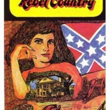Cook Book Rebel Country Case Pack 144