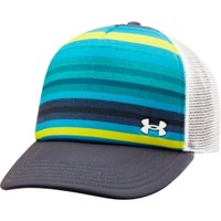 Under Armour Men's Striped Trucker Hat
