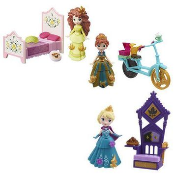 Frozen Small Doll and Accessory