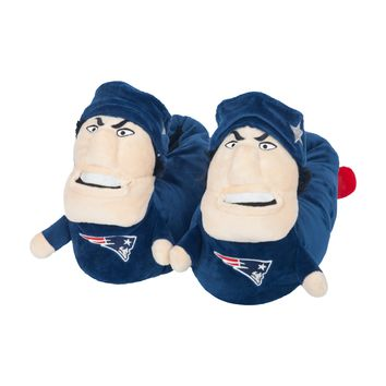 New England Patriots Official NFL 3d Mascot Slipper - Youth 8-16