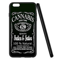 Cannabis Marijuana Weed Inspired iPhone 6 | 6S Case Planetscase.com