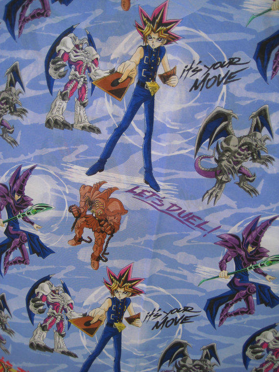 Yugioh Twin Bedding Set