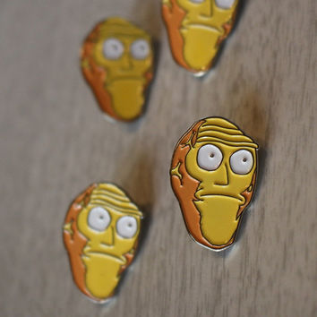Show Me What You Got – Limited Edition Rick & Morty Pin