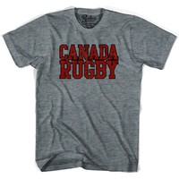 Canada Rugby Nations T-shirt