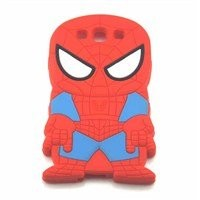 Red Spider-man Pattern Soft Silicon Back Case Cover Skin For Samsung Galaxy S3 S III i9300