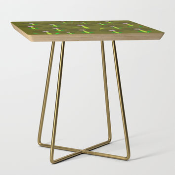 zappwaits Flower Side Table by netzauge