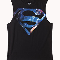 Celestial Superman Muscle Tee