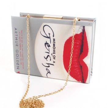 Memoirs of A Geisha Book Clutch
