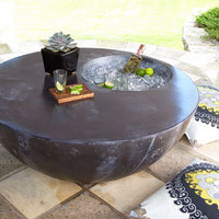 Outdoor Beverage Table - Horchow