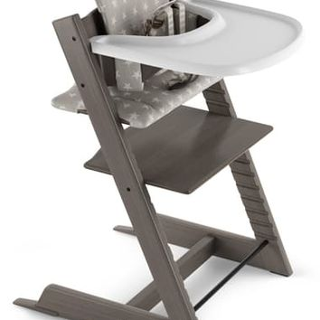 Stokke Tripp Trapp® Chair, Hazy Star Cushion & Tray Set (Nordstrom Exclusive) | Nordstrom