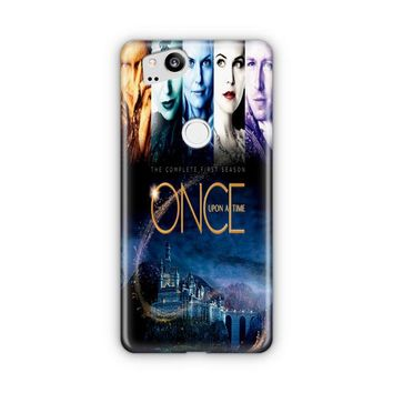 Once Upon A Time Captain Hook Believe 2 201 Google Pixel 3 XL Case | Casefantasy