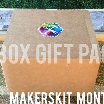 MakersKit Monthly | 6 Month Gift