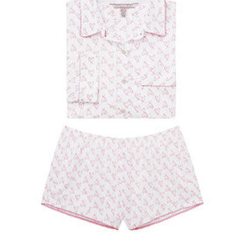 The Lightweight Boxer Pajama - Victoria's Secret