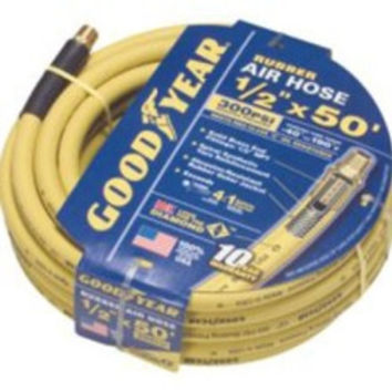 "1/2"" x 50' Yellow Air Hose"