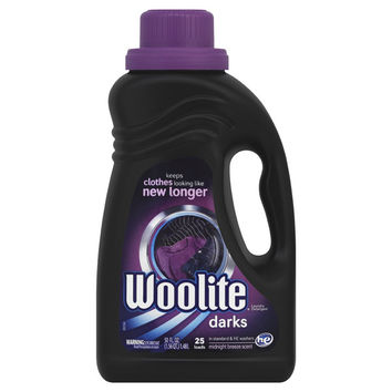 Woolite Darks Laundry Detergent, 50 Ounce