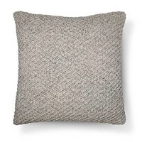 Throw Pillow Sweater Knit Oversized - Threshold™