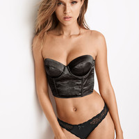 Satin Mini Bustier - Dream Angels - Victoria's Secret