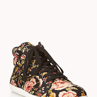 Sweet Floral High Tops