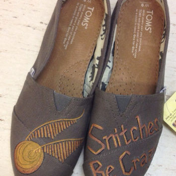 Golden Snitch TOMS