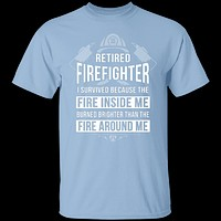 Fire Inside Me T-Shirt