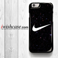 Nike Just Do It Glitter Basket Ball for iPhone 4 4S 5 5S 5C 6 6 Plus , iPod Touch 4 5  , Samsung Galaxy S3 S4 S5 S6 S6 Edge Note 3 Note 4 , and HTC One X M7 M8 Case