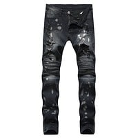 Men's Fashion Jeans New Style Clothes