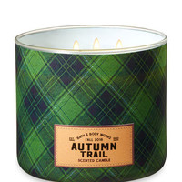 AUTUMN TRAIL3-Wick Candle