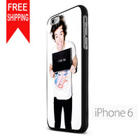 Harry Styles Love You One Direction NDR iPhone 6 Case