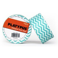 Platypus Designer Duct Tape, Pool Chevron