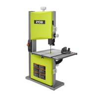 Ryobi 2.5 Amp 9 in. Band Saw in Green BS904G at The Home Depot - Mobile