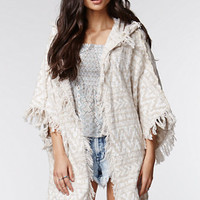 Kendall & Kylie Poncho Sweater at PacSun.com