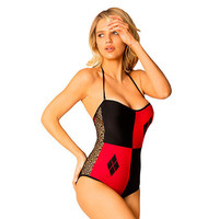 Harley Quinn One Piece Swimsuit
