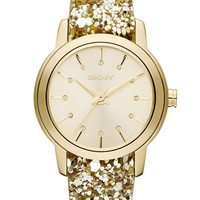 DKNY Sparkle Strap Watch | Nordstrom