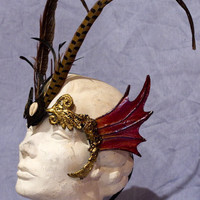 Finned Fairy Mask