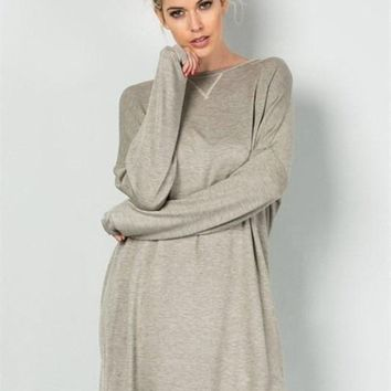 Southern Comfort Oversized Pullover