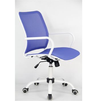 Spare Office Chair, Blue
