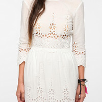 DV By Dolce Vita Long-Sleeved Val Dress