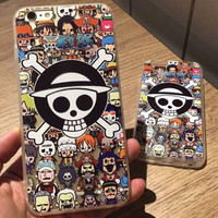 Hot Deal Cute Hot Sale On Sale Iphone 6/6s Stylish Classics Sea Relief Sculpture Cartoons Phone Case [4915505860]