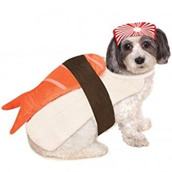 Rubies Costume Company Sushi Pet Costume, Small