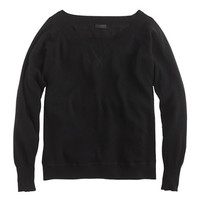 J.Crew Womens Collection Cashmere Sweatshirt