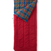 Camp Sleeping Bag, Kids' Flannel-Lined 40: Sleeping Bags | Free Shipping at L.L.Bean