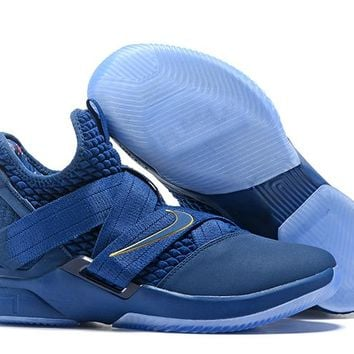 "Nike LeBron Soldier 12 ""Philippines"" Basketball Shoe US7-12"