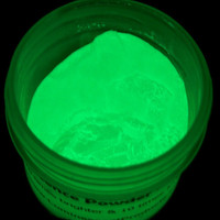 Luminescense Glow in the Dark Pigment Powder