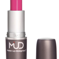 Mud Satin Flirt Lipstick with LA Fresh Makeup Remover