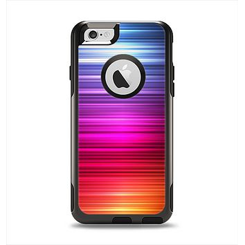 The Straigth Vector HD Lines Apple iPhone 6 Otterbox Commuter Case Skin Set
