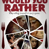 Would You Rather [Import]:Amazon:DVD