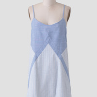 Uncharted Waters Striped Dress