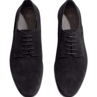Suede Shoes - from H&M