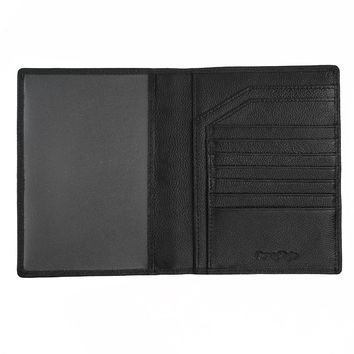 Fancystyle Stylish Mens Passport Wallet Leather Rfid Cover Clutch for Travel 1pc Free Shipping